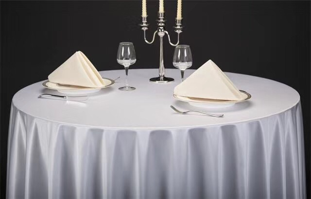 120 inch round tablecloth